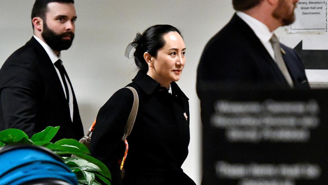 Kasus untuk mengekstradisi Huawei CFO Meng Wanzhou dari Kanada ke Amerika Serikat dapat dilanjutkan, menurut aturan