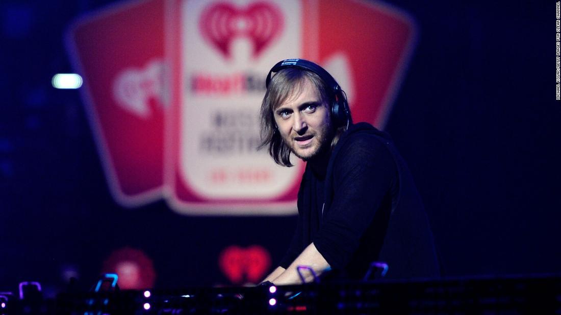 DJ David Guetta to host second coronavirus relief concert