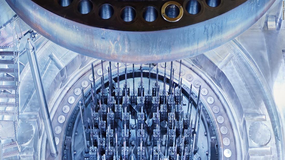 Bernhard Ludewig mendokumentasikan pabrik nuklir Jerman yang terakhir