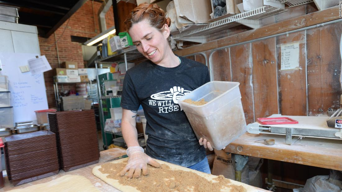 My bakery is a Covid-19 success story. But we are still struggling to get by (opinion)