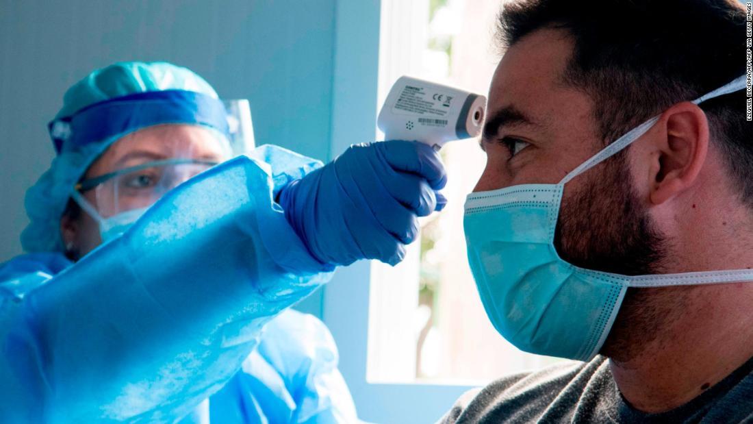 Peru coronavirus what went wrong Romo pkg intl hnk vpx_00011703