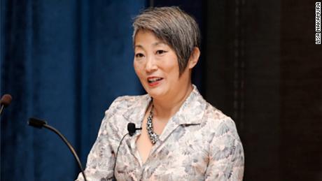 Lisa Nakamura adalah direktur Institut Studi Digital di Universitas Michigan, dan telah mempelajari teori feminis dan teori media digital.