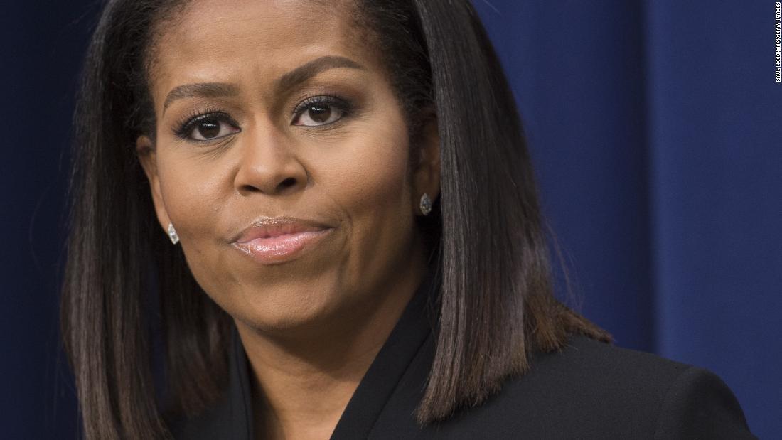 Michelle Obama: Terserah semua orang untuk menghapus rasisme
