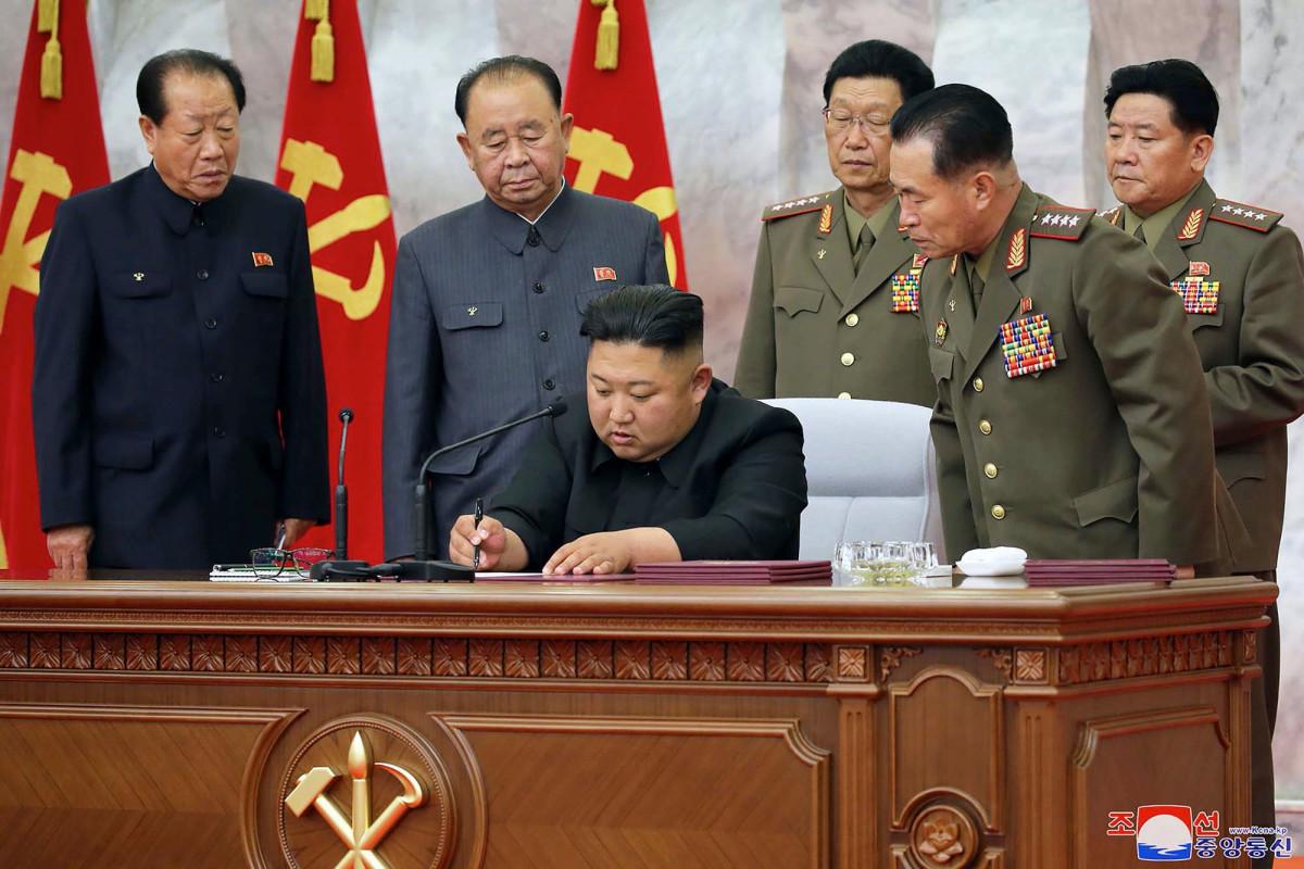 AS menuntut Korea Utara dalam skema penghilangan sanksi $ 2,5 miliar