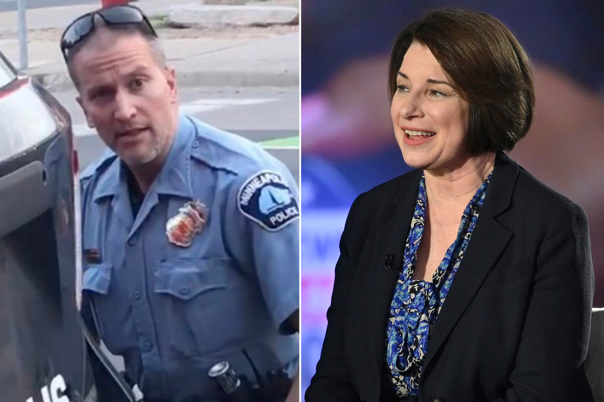 Amy Klobuchar previously declined to prosecute cop