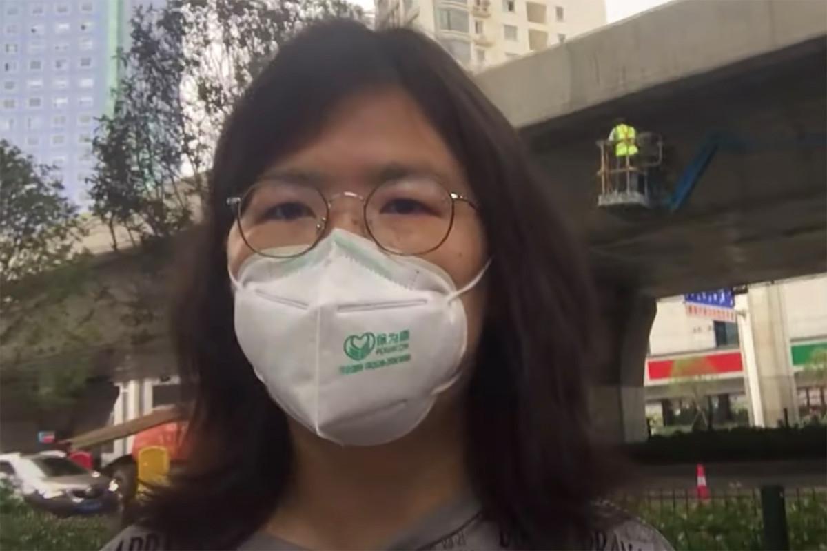 China menargetkan jurnalis warga yang melaporkan coronavirus
