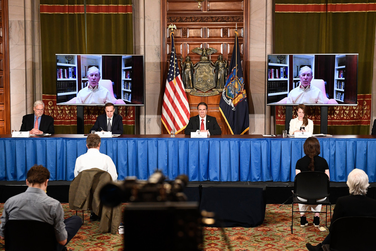 NY coronavirus tracing program falls behind on hiring goals