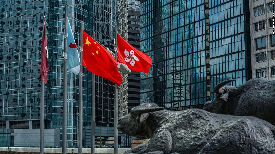 Trump blasts China over Hong Kong national security law