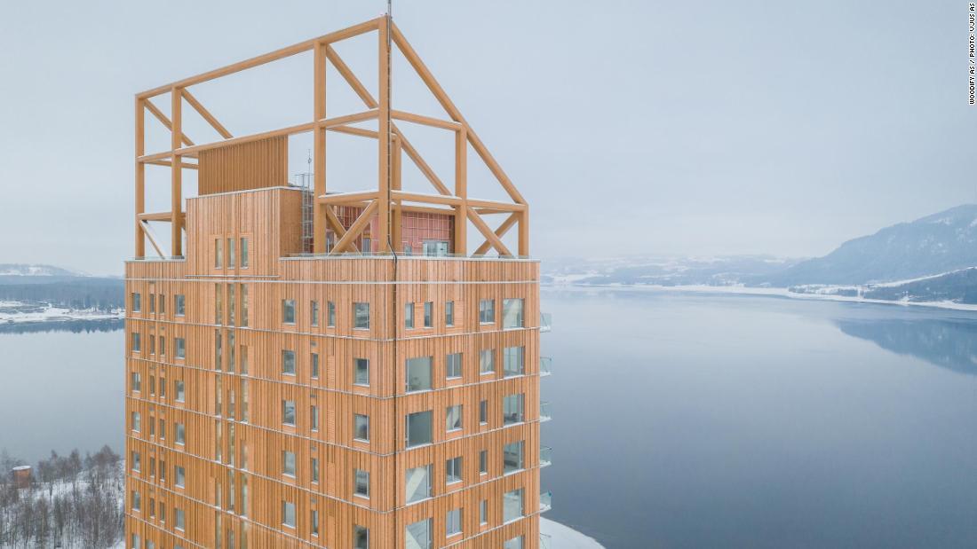 Pencakar langit kayu: Apakah revolusi telah tiba?
