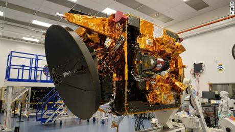 Probe Harapan UEA sedang mempersiapkan peluncuran ke Mars