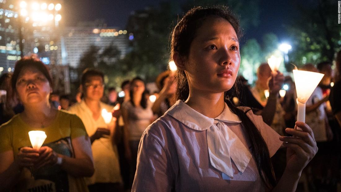 Pembantaian Lapangan Tiananmen: Hong Kong menandai peringatan untuk yang terakhir kalinya