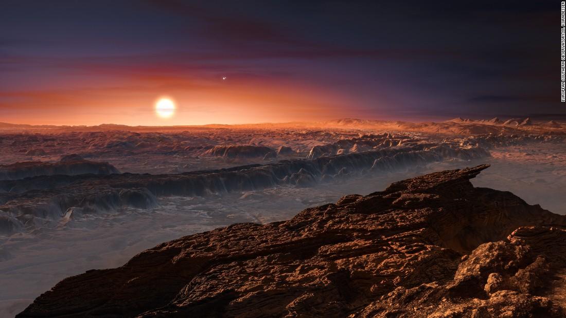 Para astronom mengkonfirmasi planet ekstrasurya seukuran Bumi di sekitar bintang terdekat