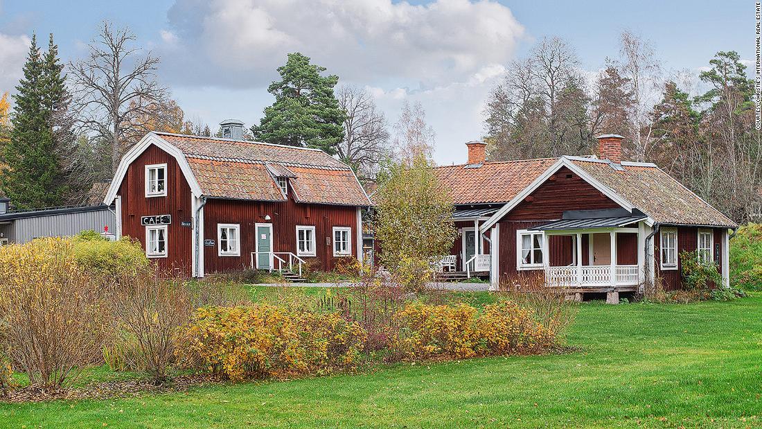 Seluruh desa spa Swedia dijual seharga $ 7 juta