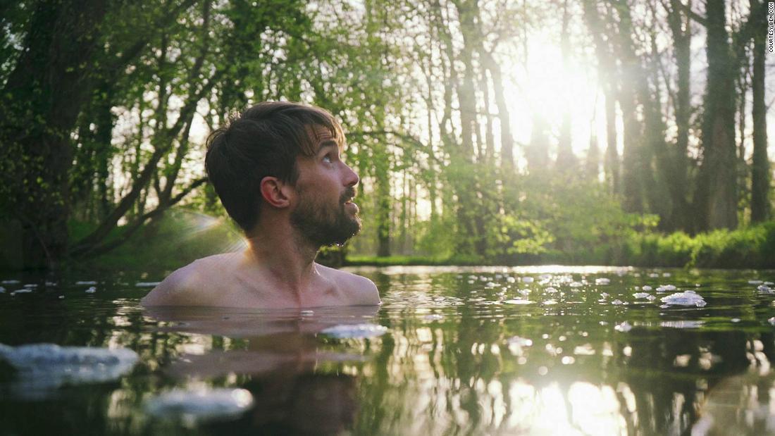 Bagaimana berenang liar menyelamatkan hidupku