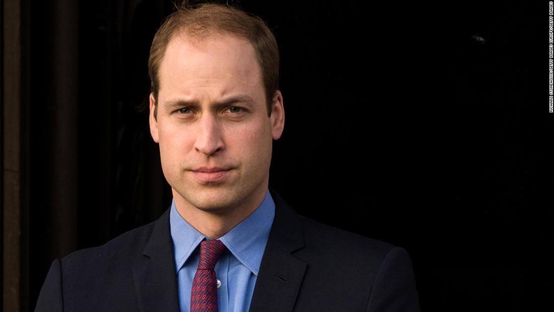 Pangeran William diam-diam menawarkan diri untuk hotline krisis mental