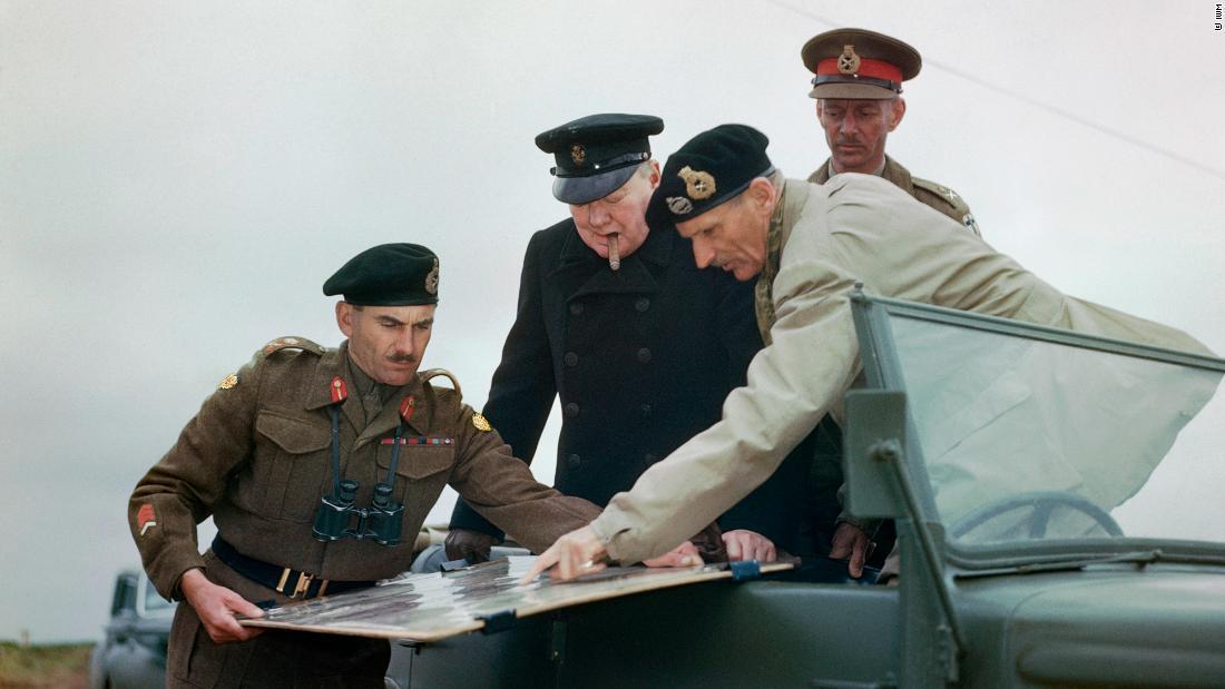 Foto langka invasi D-Day mengungkapkan kronologi peristiwa