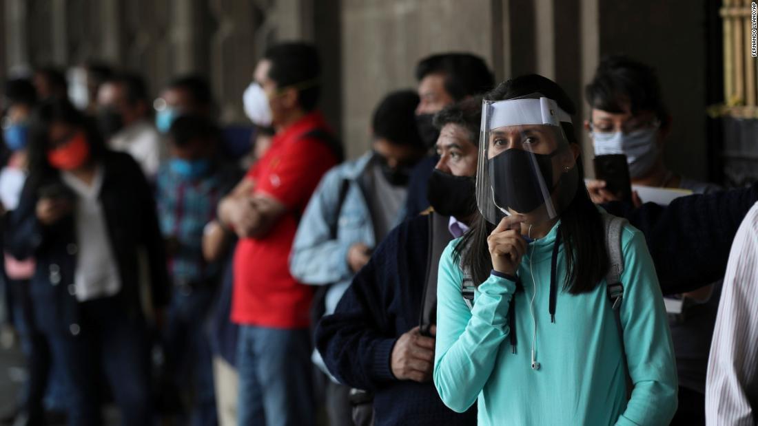 Amerika Latin kalah dalam perang melawan coronavirus.