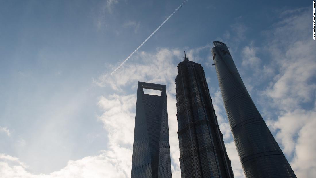 China memberi sinyal 'era baru' untuk arsitektur dengan larangan gedung pencakar langit supertall dan gedung peniru