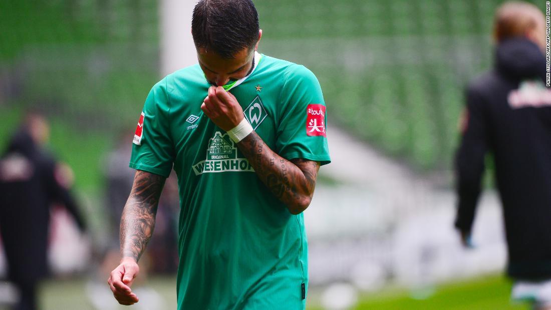 Klub terlama Bundesliga, Werder, menghadapi degradasi