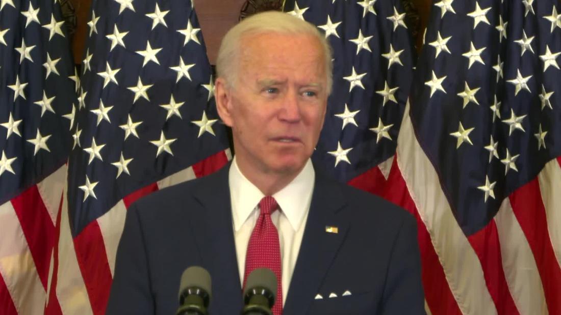 This is Joe Biden's best path to win in 2020