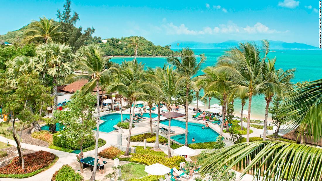 Hotel-hotel mewah di Asia menawarkan penawaran bintang untuk pelancong di tengah coronavirus