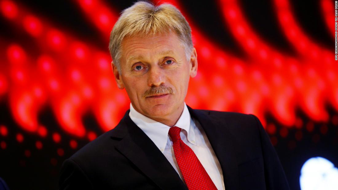 Kremlin spokesperson speaks out on Russia's handling of virus