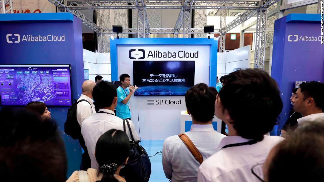 Alibaba untuk mempekerjakan 5.000 pekerja sebagai pandemi mendorong permintaan untuk layanan cloud