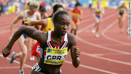 Okoro berkompetisi di ajang 800 meter kompetisi Atletik Internasional Norwich Union 2006 di stadion Alexander, di Birmingham, 20 Agustus 2006. Okoro berada di urutan keempat dengan waktu 2,03,08 menit.