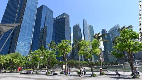 Singapura menyusul AS sebagai ekonomi paling kompetitif di dunia