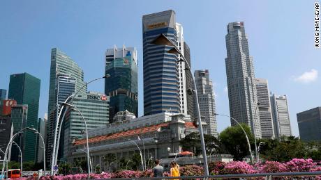 Singapura telah bertahun-tahun menjadi salah satu pusat bisnis top Asia.