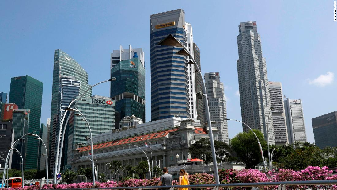 Hong Kong's trading relationship with US at risk