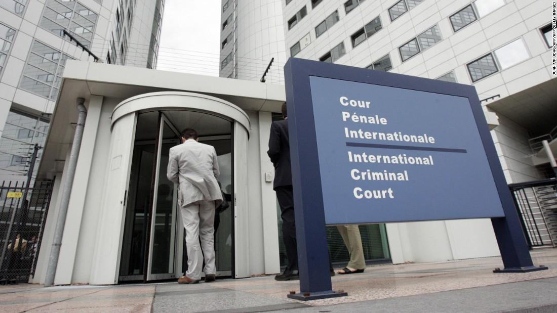 Trump mengesahkan sanksi terhadap Pengadilan Kriminal Internasional