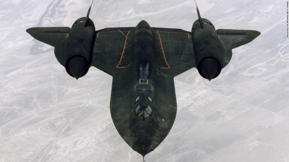 SR-71 Blackbird: Pesawat mata-mata Perang Dingin yang masih merupakan pesawat tercepat di dunia