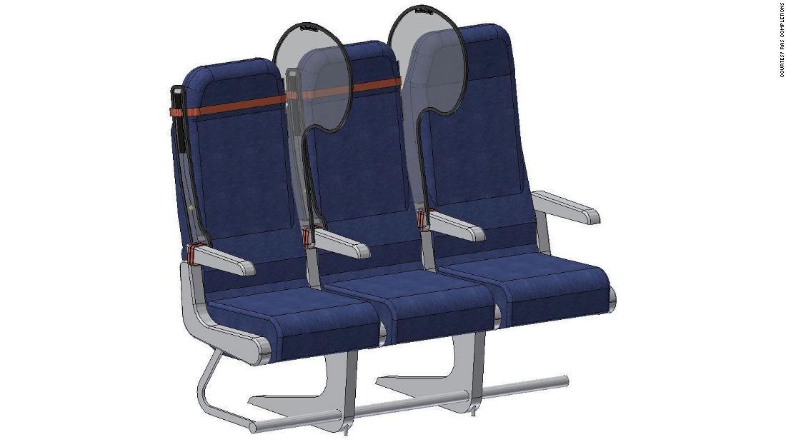 Bisakah perangkat super sederhana ini menghentikan penyebaran virus di pesawat terbang?