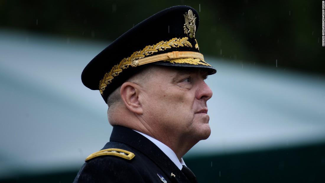 Para pemimpin militer Amerika mengambil sikap ketika Trump tetap diam mengenai ketidaksetaraan rasial