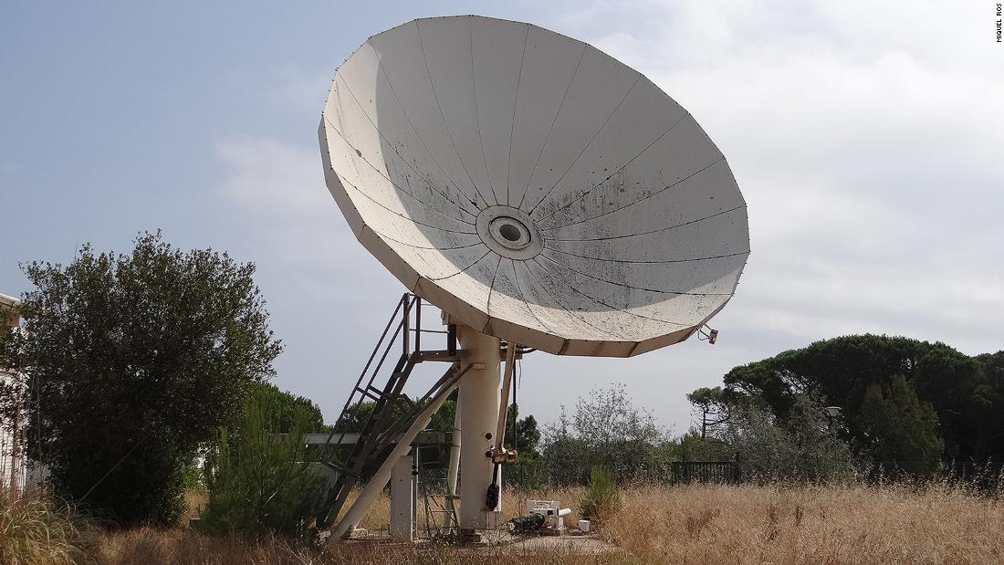 Radio Liberty: Tempat wisata populer di Costa Brava Spanyol memiliki masa lalu Perang Dingin rahasia