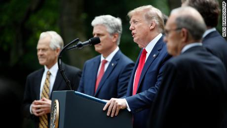 Trump mengumumkan akhir hubungan AS dengan Organisasi Kesehatan Dunia