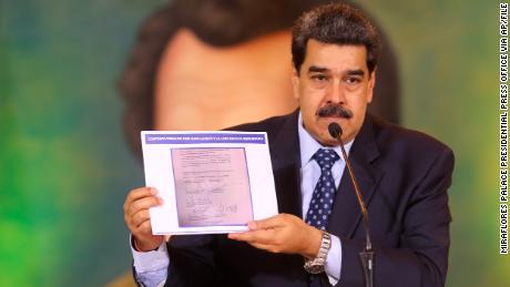 Venezuela, Maduro, memperketat cengkeraman kekuasaan, dibantu oleh penguncian coronavirus