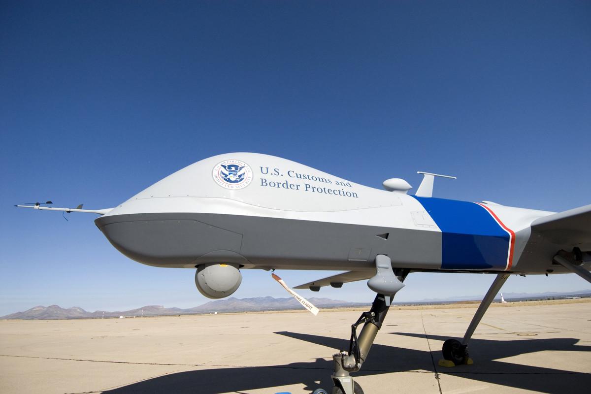Anggota parlemen bertanya mengapa drone pemerintah memantau protes Minneapolis