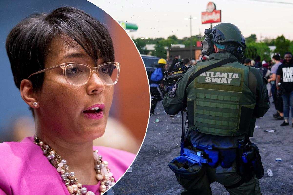 Atlanta mengumumkan reformasi kepolisian setelah Rayshard Brooks