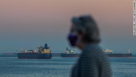 Dunia mungkin tidak pernah memulihkan dahaga akan minyak