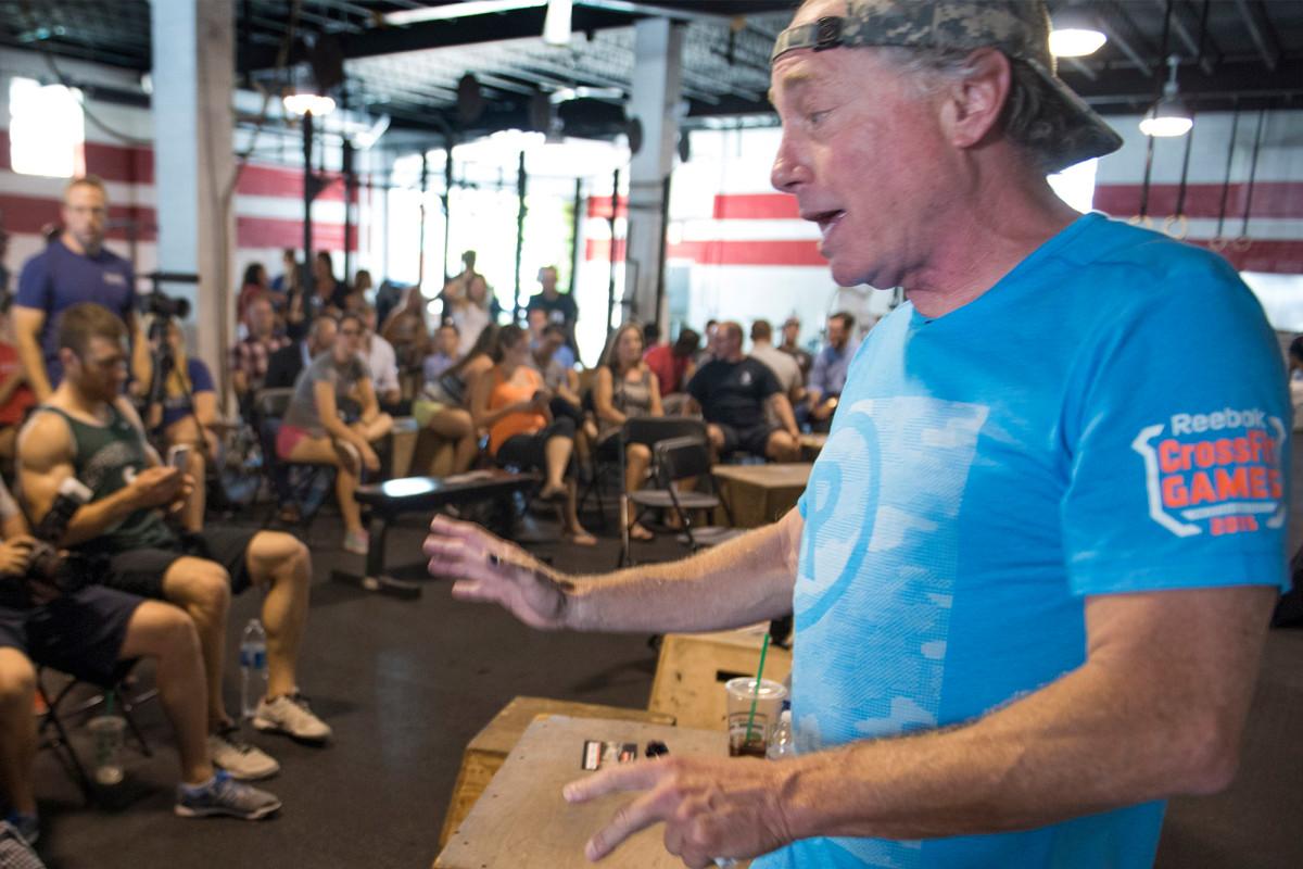 CEO CrossFit Greg Glassman mundur setelah komentar George Floyd