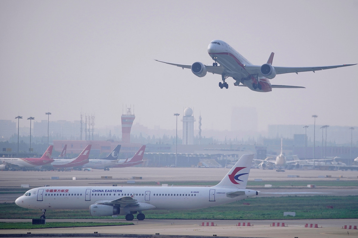 China mengizinkan penerbangan dari AS setelah mendapat tekanan dari administrasi Trump