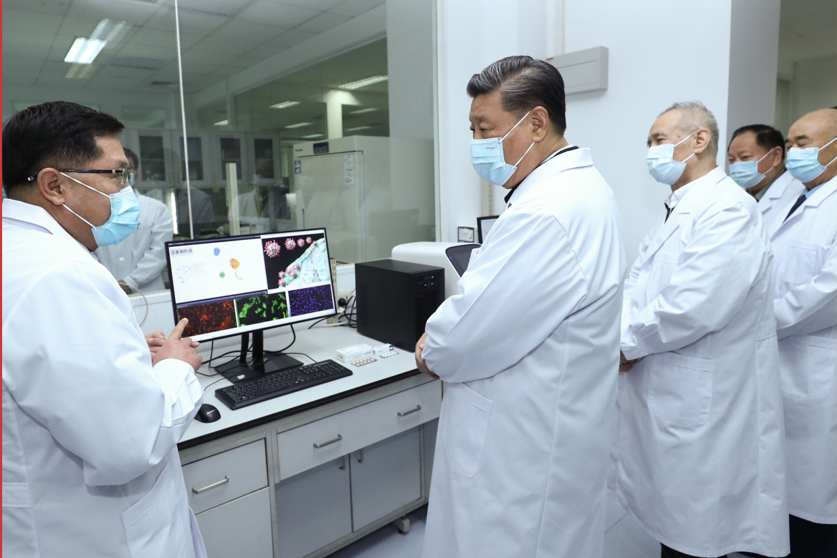 China menunda merilis data virus korona kritis ke WHO: laporan