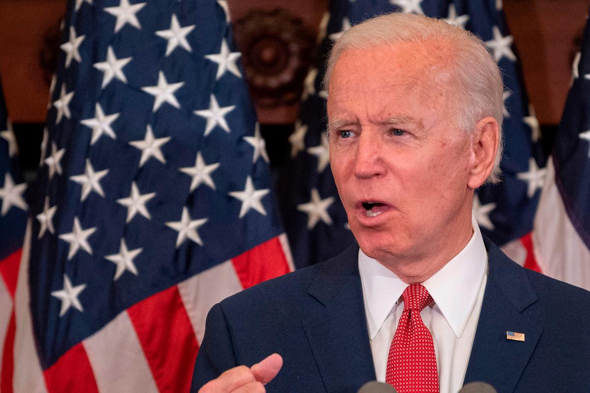 Donor Wall Street mendukung Biden daripada Trump dalam pemilihan 2020: lapor