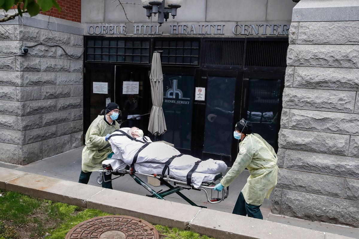 FBI menghitung hampir 26 ribu kematian di panti jompo akibat COVID-19: lapor