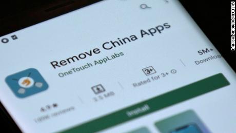 Google menghapus aplikasi yang diklaim mendeteksi aplikasi Cina di ponsel India
