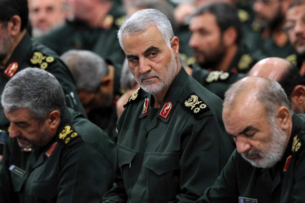 Iran mengatakan akan mengeksekusi manusia karena memberikan intel AS tentang Soleimani