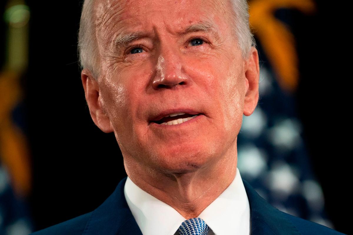 Joe Biden harus tinggal di ruang bawah tanahnya: Terry McAuliffe