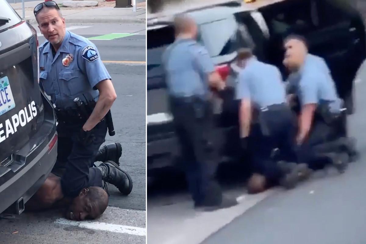 Kepala kepolisian Minneapolis mengatakan semua 4 mantan polisi bertanggung jawab